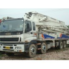 2010 zoomlion 48 meter Truck Mounted Concrete Pump