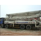 2003 zoomlion 44 meter Truck Mounted Concrete Pump