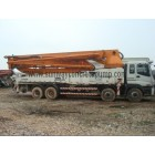 2007 CIFA 48 meter Truck Mounted Concrete Pump