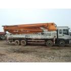 2007 CIFA 48 meter Truck Mounted Concrete Pump