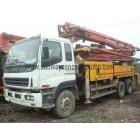 2002Putzmeister 37meter Truck Mounted Concrete Pump